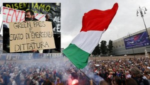Esto es lo que ocurre en Italia