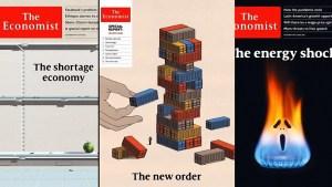 Nuevo Orden Mundial en el Comercio Global anuncia Portada The Economist