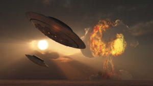 Exoficial de la Fuerza Aérea de EE.UU. afirma que los extraterrestres tomaron el control de las armas nucleares