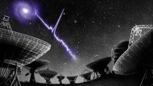 Los extraterrestres 'atacan' la Tierra con más de 1600 pulsos cósmicos en 47 días