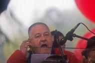 Antonio Pino, durante su discurso. Imagen de Javier Rodríguez Alonso
