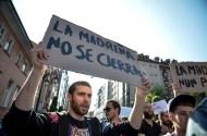 03.06.2014 Concentracion contra del cierre de la madreña.