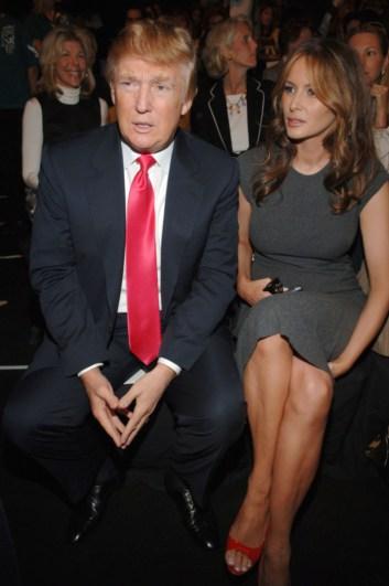 Trump, la vagina, Meliania. Judica me, Domine. 005