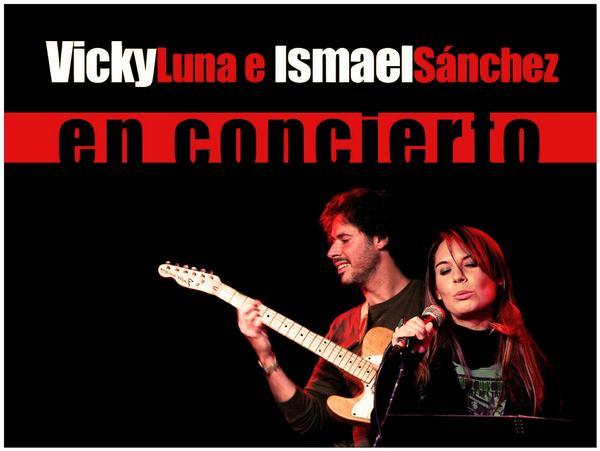 Vicky Luna e Ismael Sánchez