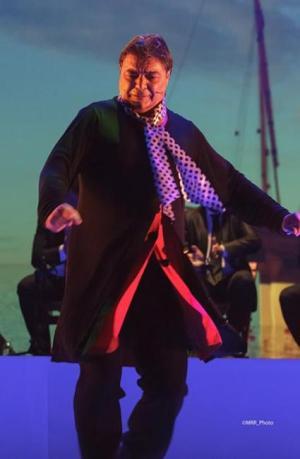 Antonio Canales. Suma Flamenca 2015. Teatros del canal. Foto Manuel Rodríguez