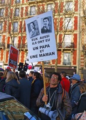 Antonio García: pluralidad ideológica en el apoyo al matrimonio igualitario en Francia.