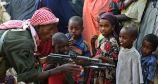 Comercio de armas contra los derechos humanos. Somalia 2009. Foto: Esglobal.org