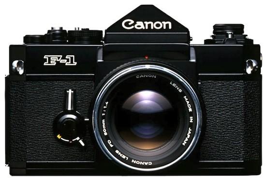 Canon F1 (1971)