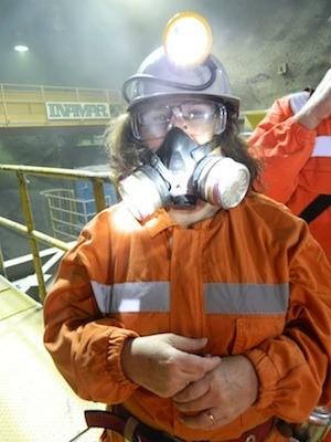 Minera chilena. Foto de Marianela Jarroud/IPS