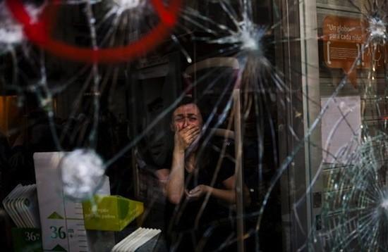 (C) Emlio Morenatti. Tercer Premio en la categoría 'Temas contemporáneos' en los World Press Photo 2012