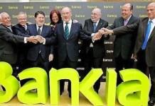 Bankia: salida a bolsa con Rodrigo Rato