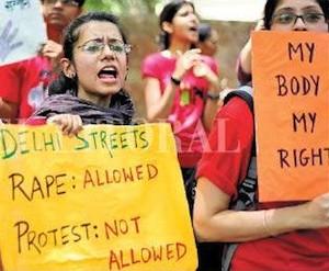 Violaciones en India: una joven le corta el pene al agresor