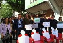 Trabajadores de El Mundo en Málaga