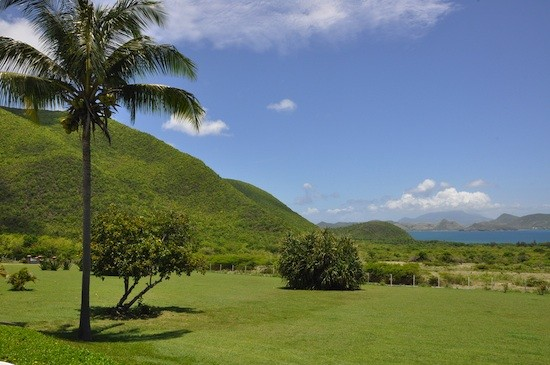 Isla de Nieves en el Caribe. FOT: Desmond Brown (IPS)