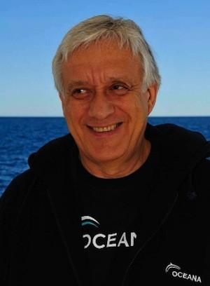 Xavier Pastor, de Oceana