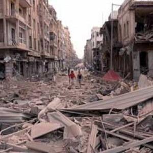 Siria en guerra