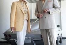 Liberace: Michael Douglas y Mat Damon