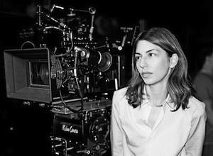 Sofia Coppola fotografiada por Andrew Durham