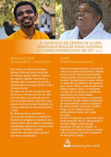 Tener una meta en la vida, conferencia por Brahmachari Shubamrita
