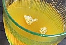 Clarea, refresco de vino blancco, especias y miel (Dénia, siglo XVII)