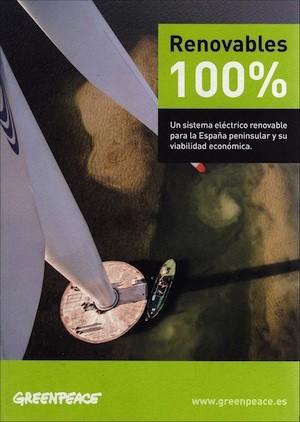 greenpeace renovables Greenpeace: quien contamina debe pagar