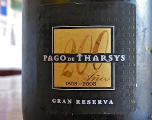 La vuelta al mundo en 80 vinos/13. Pago de Tharsys.