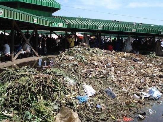 Catherine Wilson/IPS: Se estima que la mitad de los productos frescos en Papúa Nueva Guinea se pierden entre la cosecha y la comercialización.