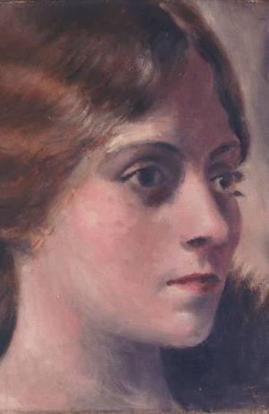 Olga en 1918
