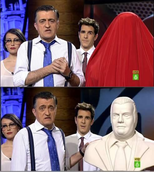 """Bárcenas, """"el puto amo"""" en El Intermedio, La Sexta"""
