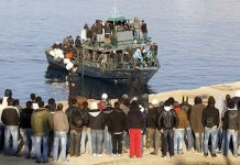 El puerto de Lampedusa es la entrada en el Mediterráneo para miles de africanos