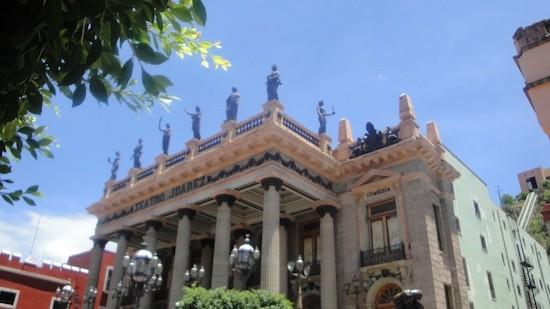 Teatro-Juarez-Guanajuato