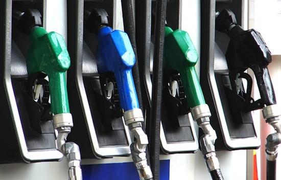 Surtidores de gasolina