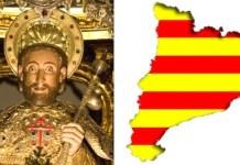 Santiago Apóstol, Cataluña