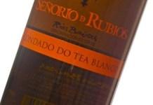 Señorío de Rubiós Condado de Tea Blanco-2012. (C) ManuelLópez