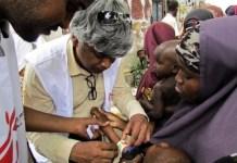 Unni Karunakara, de MSF, en Mogadiscio, Somalia