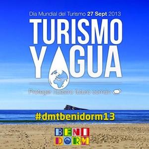 Concurso fotográfico 'Turismo y agua'. Ayuntamiento de Benidorm