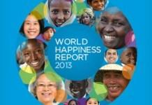 Informe ONU 2013 sobre la felicidad en el mundo