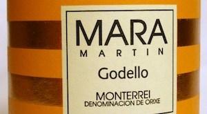 Mara Martín Godello D.O. Monterrei 2011. (C) Manuel López
