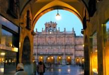 Salamanca, Ciudad Patrimonio de la Humanidad de España