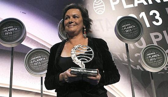Clara Sanchez, premio planeta 2013