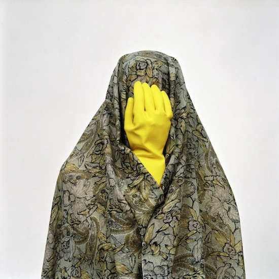(C) Shadi Ghadirian, 'Like Everyday' (Iran 2001)