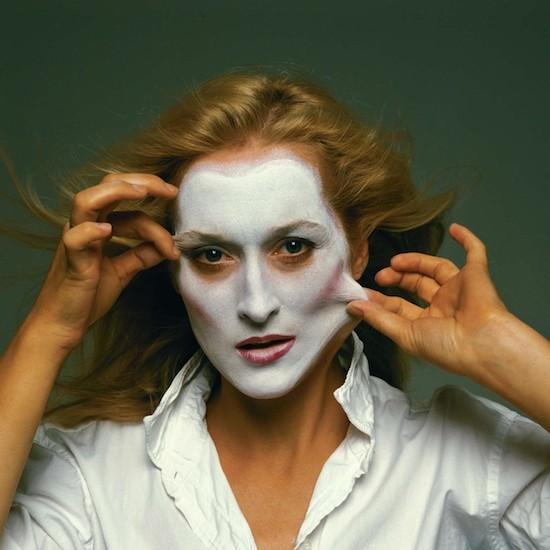 (C) Annie Leibovitz. Meryl Streep