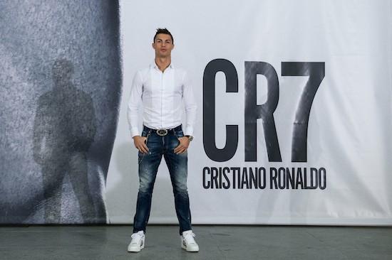 CR7 by Cristiano Ronaldo Underwear Launch