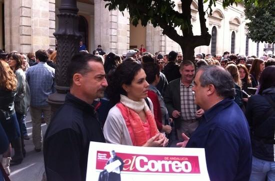 Correo-Andalucia-concentracion-Sevilla