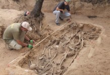 Exhumación en Villalba de Duero, Burgos 2010 © Iñaki Hernando AI