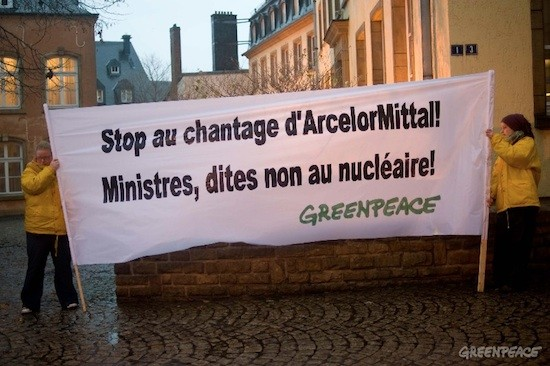 Greenpeace-ArcelorMittal