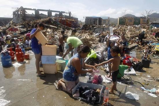 Tifon-Haiyan-Filipinas