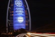Dubái 2020 noche