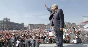 AMLO-Obrador-Zocalo