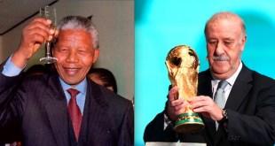 Nelson Mandela, Vicente del Bosque